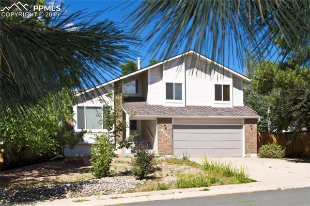 4950 Granby Circle, Colorado Springs, CO 80919 (#6466341) :: The Dixon Group
