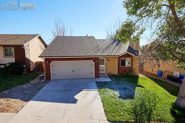5135 Solar Ridge Drive, Colorado Springs, CO 80917 (#6467225) :: Action Team Realty