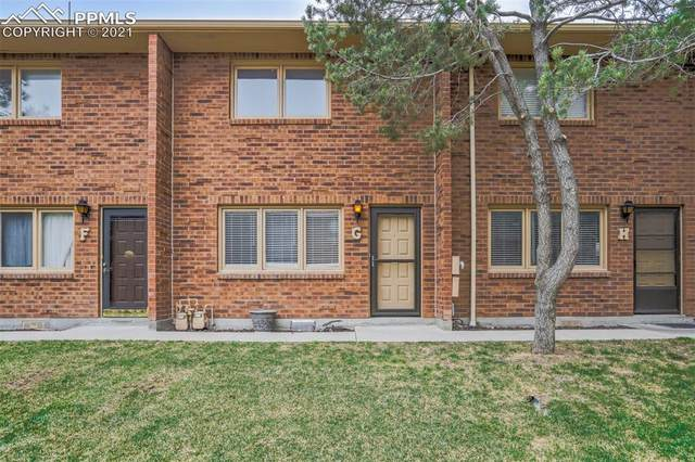 2107 Chatalet Lane G, Pueblo, CO 81005 (#6467708) :: The Harling Team @ HomeSmart