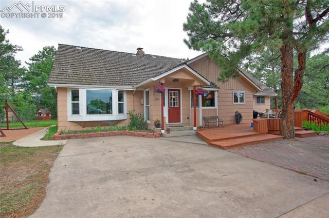 7625 Thunderbird Lane, Colorado Springs, CO 80919 (#6468231) :: Fisk Team, RE/MAX Properties, Inc.