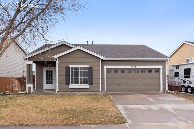 1050 Clogger Lane, Fountain, CO 80817 (#6469677) :: Tommy Daly Home Team