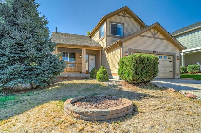 8318 Meadowcrest Drive, Fountain, CO 80817 (#6470093) :: The Kibler Group
