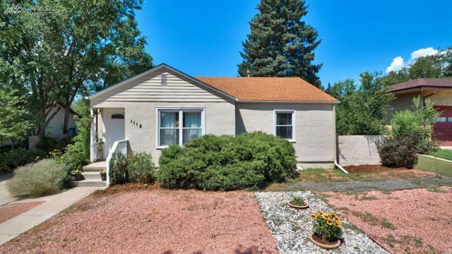 1112 N Union Boulevard, Colorado Springs, CO 80909 (#6470504) :: Colorado Home Finder Realty