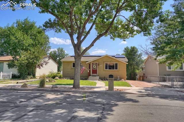 2313 N 7th Street, Colorado Springs, CO 80907 (#6471768) :: Action Team Realty