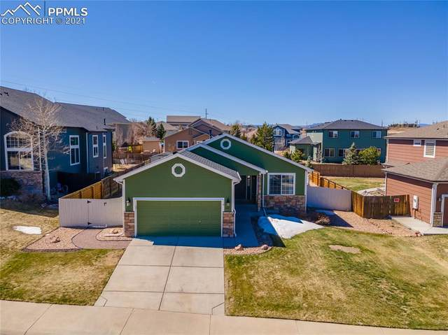4615 Bancroft Drive, Castle Rock, CO 80104 (#6473042) :: The Gold Medal Team with RE/MAX Properties, Inc