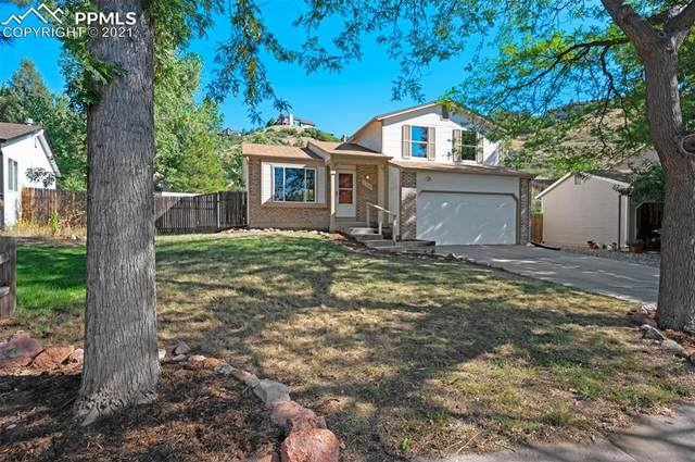 2262 Silent Rain Drive, Colorado Springs, CO 80919 (#6475232) :: Tommy Daly Home Team