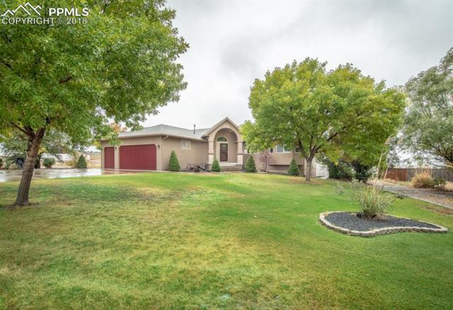 1620 W Camino De Los Ranchos, Pueblo West, CO 81007 (#6476227) :: The Hunstiger Team