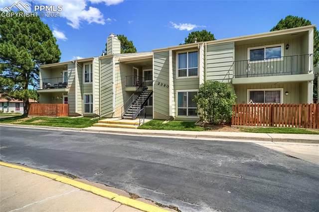 2380 E Fremont Avenue A20, Centennial, CO 80122 (#6476487) :: Compass Colorado Realty