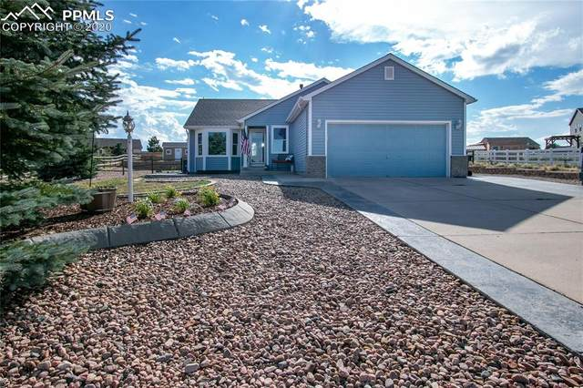 11235 Cressman Drive, Peyton, CO 80831 (#6478135) :: Tommy Daly Home Team