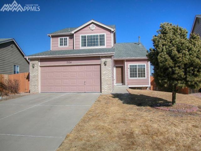 7104 Alcove Springs Drive, Colorado Springs, CO 80923 (#6479169) :: The Hunstiger Team