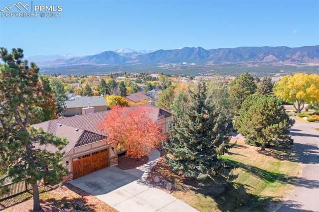 205 Desert Inn Way, Colorado Springs, CO 80921 (#6479750) :: Simental Homes | The Cutting Edge, Realtors