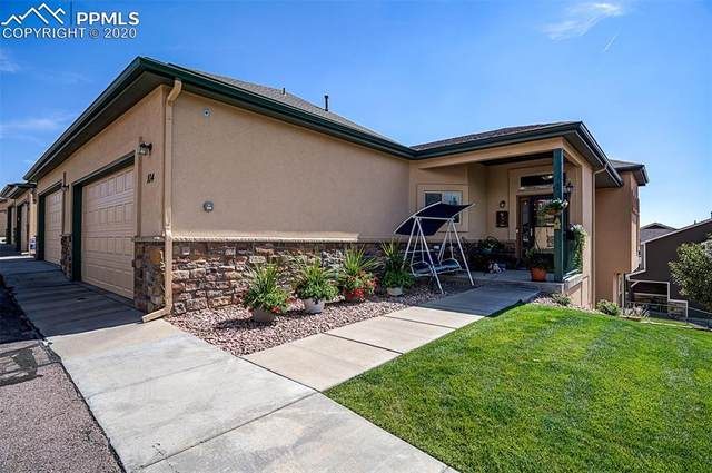 251 Eagle Summit Point #104, Colorado Springs, CO 80919 (#6482346) :: Action Team Realty