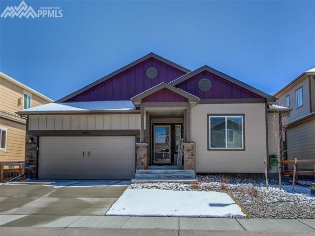 17855 Smelting Rock Drive, Monument, CO 80132 (#6483474) :: The Treasure Davis Team