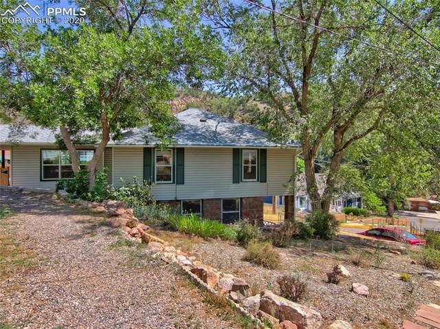 14 Waltham Avenue, Manitou Springs, CO 80829 (#6484793) :: 8z Real Estate
