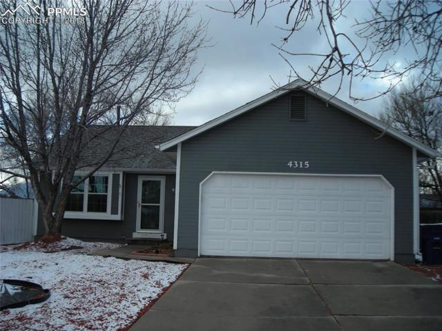 4315 Kanaly Court, Colorado Springs, CO 80916 (#6485293) :: Action Team Realty