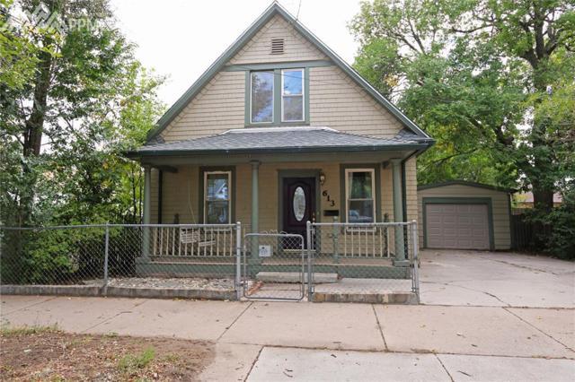 613 E Cache La Poudre Street, Colorado Springs, CO 80903 (#6485418) :: 8z Real Estate