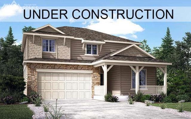 15944 Hayloft Lane, Parker, CO 80134 (#6487191) :: 8z Real Estate