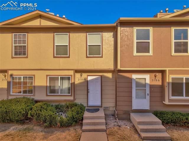 2184 Baltimore Circle, Colorado Springs, CO 80904 (#6487366) :: HomeSmart