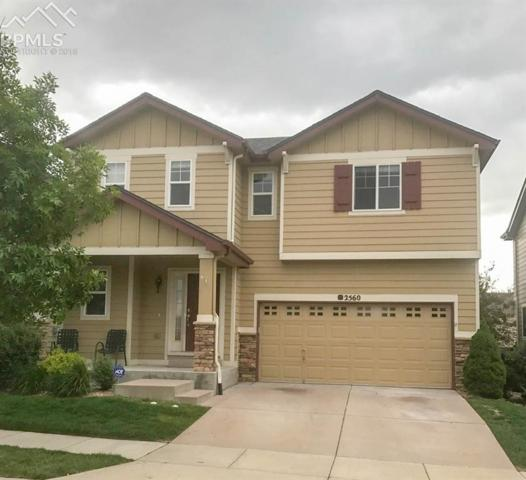 2560 Sierra Springs Drive, Colorado Springs, CO 80916 (#6489187) :: The Treasure Davis Team
