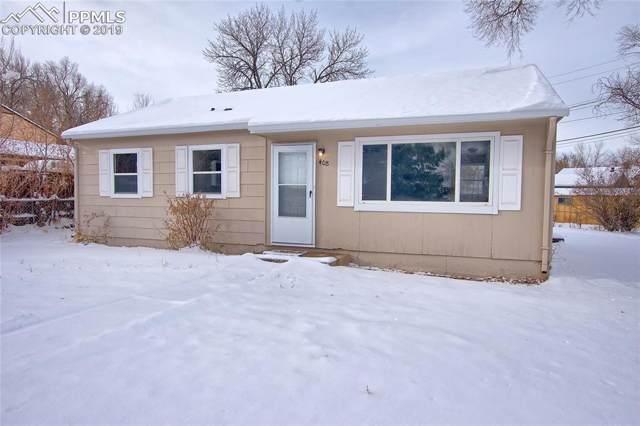 408 Springfield Avenue, Colorado Springs, CO 80905 (#6491496) :: Action Team Realty