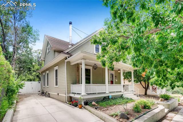 823 E High Street, Colorado Springs, CO 80903 (#6496623) :: The Kibler Group