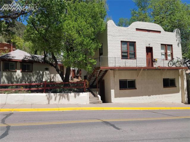 364-368 Ruxton Avenue, Manitou Springs, CO 80829 (#6498890) :: Colorado Home Finder Realty