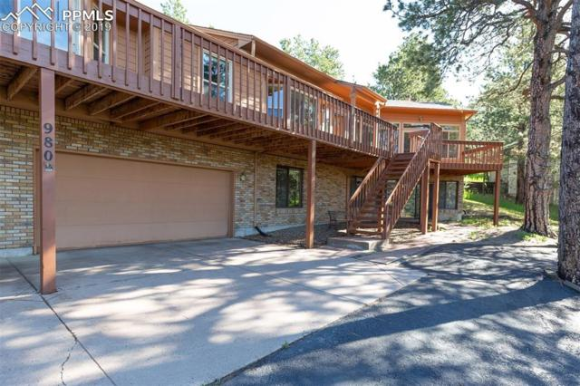 980 South Park Drive, Monument, CO 80132 (#6499268) :: Fisk Team, RE/MAX Properties, Inc.