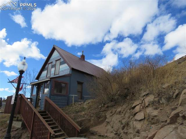 207 E Carr Avenue, Cripple Creek, CO 80813 (#6499731) :: The Treasure Davis Team