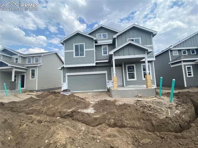 2981 Namib Drive, Colorado Springs, CO 80939 (#6499993) :: Finch & Gable Real Estate Co.