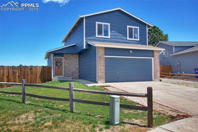 4902 Witches Hollow Lane, Colorado Springs, CO 80911 (#6502777) :: The Treasure Davis Team