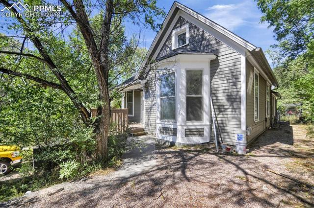 726 E Vermijo Avenue, Colorado Springs, CO 80903 (#6505552) :: Jason Daniels & Associates at RE/MAX Millennium
