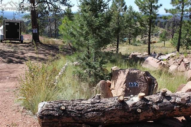 662 Chateau West Drive, Florissant, CO 80816 (#6505762) :: Symbio Denver