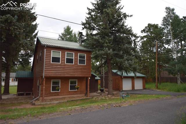 415 N West Drive, Woodland Park, CO 80863 (#6505931) :: Action Team Realty