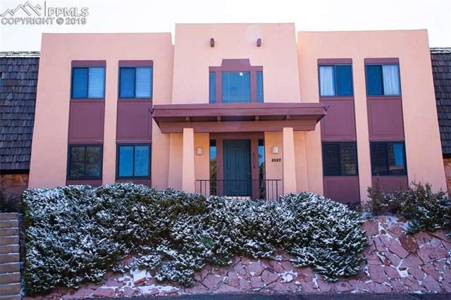 2927 Mesa Road B, Colorado Springs, CO 80904 (#6506667) :: CC Signature Group