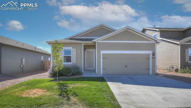 9749 Chalkstone Lane, Colorado Springs, CO 80925 (#6509881) :: The Kibler Group