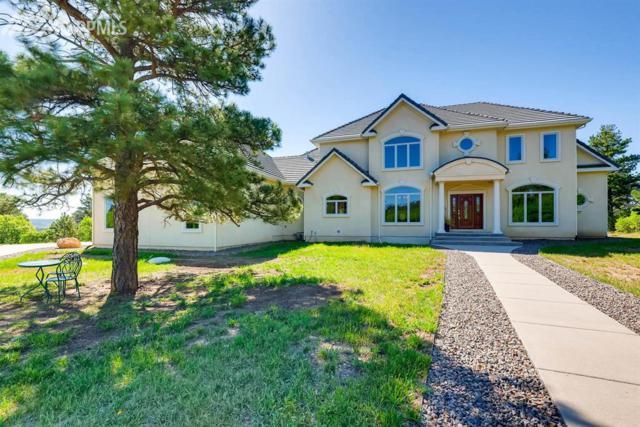 17825 Sunburst Drive, Monument, CO 80132 (#6511041) :: 8z Real Estate