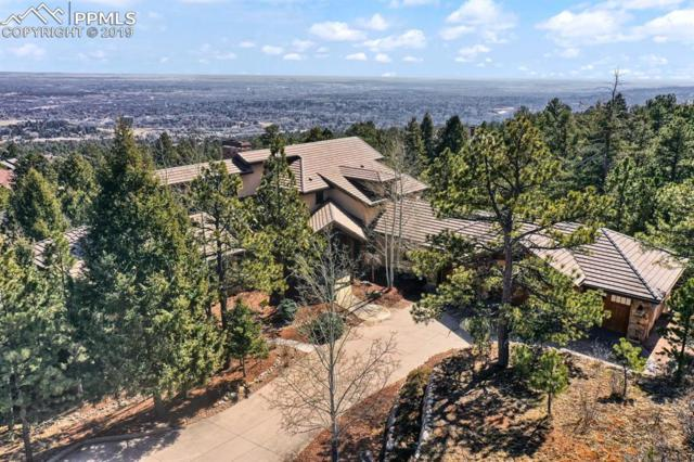 2805 Stratton Forest Heights, Colorado Springs, CO 80906 (#6511679) :: The Peak Properties Group
