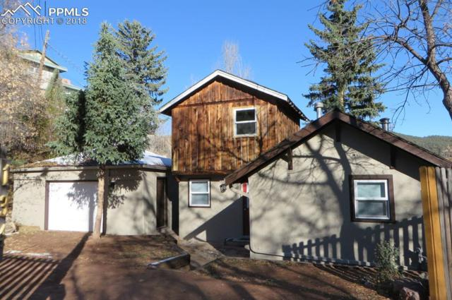 134 South Path, Manitou Springs, CO 80829 (#6512435) :: The Treasure Davis Team