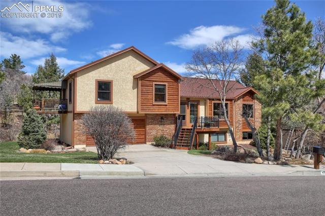 470 Brandywine Drive, Colorado Springs, CO 80906 (#6513259) :: Tommy Daly Home Team
