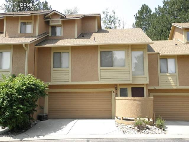 4140 Autumn Heights Drive B, Colorado Springs, CO 80906 (#6516151) :: Action Team Realty
