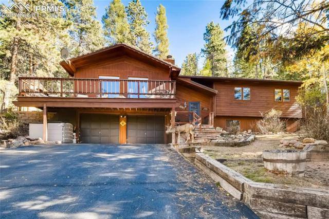 1003 Kings Crown Road, Woodland Park, CO 80863 (#6516736) :: The Daniels Team