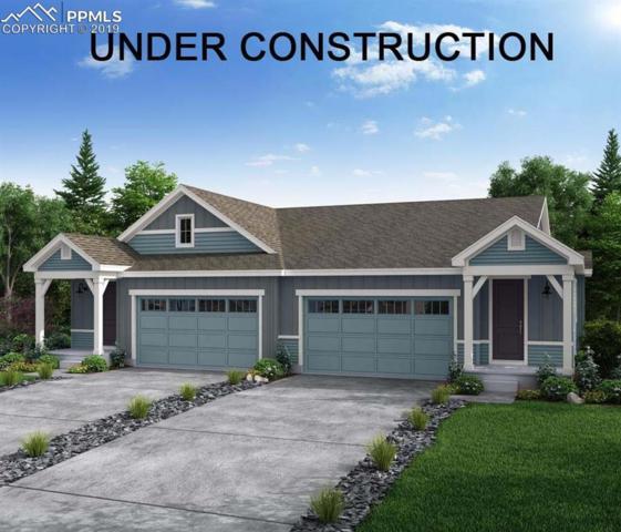8960 Birch Run Lane, Parker, CO 80134 (#6517825) :: The Peak Properties Group