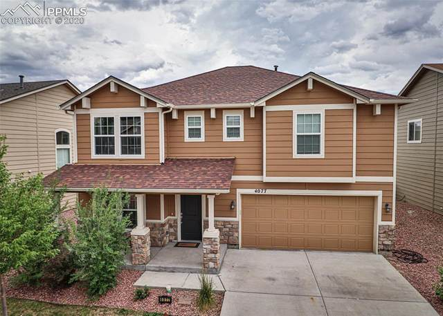 4077 Creek Legend View, Colorado Springs, CO 80911 (#6519798) :: Tommy Daly Home Team