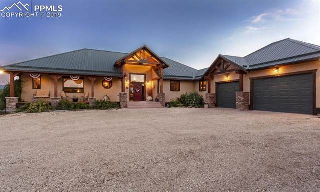 100 Being Verified Road, Westcliffe, CO 81252 (#6519985) :: Tommy Daly Home Team