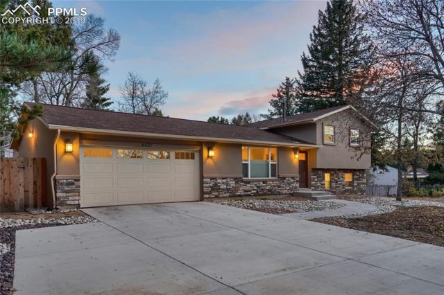 4427 Ranch Circle, Colorado Springs, CO 80918 (#6520242) :: The Dixon Group