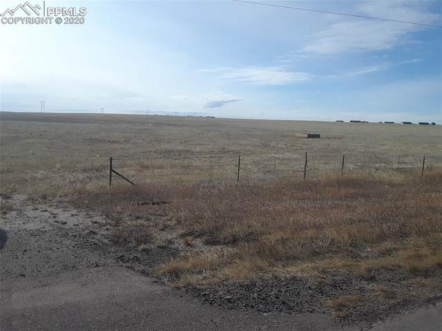 Parcel 4 Sengbeil Road, Yoder, CO 80864 (#6520270) :: Compass Colorado Realty