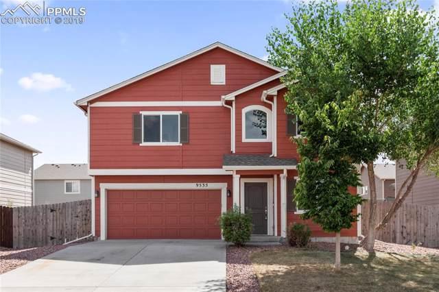 9535 Copper Canyon Lane, Colorado Springs, CO 80925 (#6523244) :: The Kibler Group