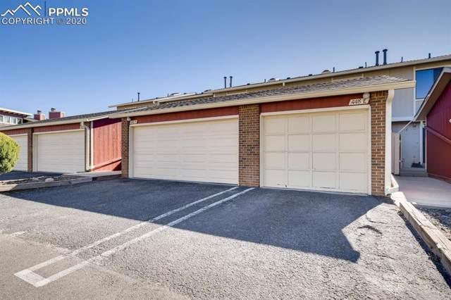 448 W Rockrimmon Boulevard E, Colorado Springs, CO 80919 (#6529165) :: Action Team Realty