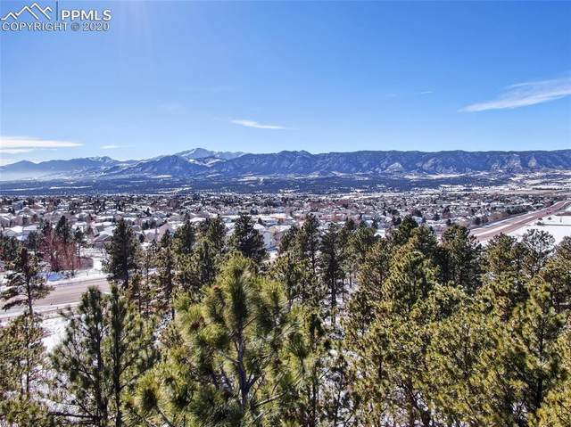 0 E Baptist Road, Colorado Springs, CO 80921 (#6529597) :: Tommy Daly Home Team