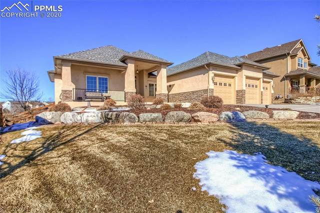 15970 Bridle Ridge Drive, Monument, CO 80132 (#6529741) :: Fisk Team, RE/MAX Properties, Inc.